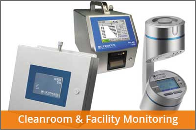 cleanroom and facility monitoring