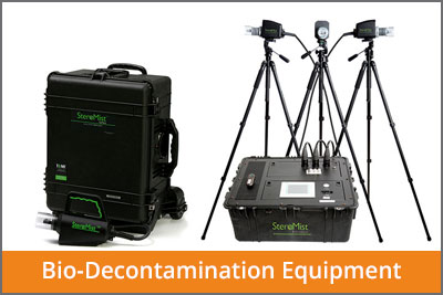 bio decontamination equipment