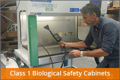 class 1 biological safety cabinets