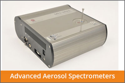 advanced aerosol spectrometers