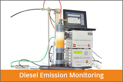 Diesel Emission Monitoring