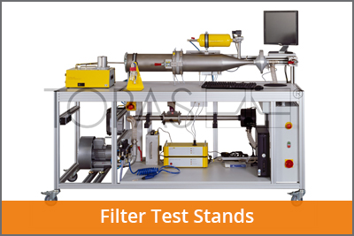 laftech filter test stands