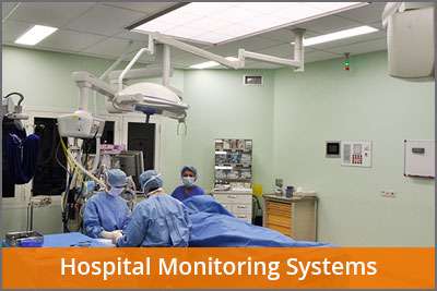 hospital monitoring systems