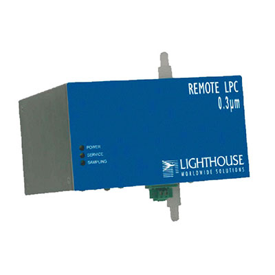 lighthouse remote liquid particle counters