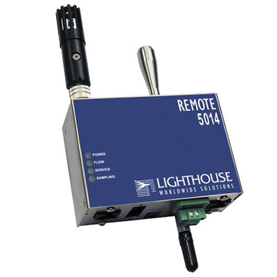 lighthouse 5104 Series remote particle counters