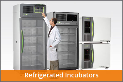 refrigerated incubators