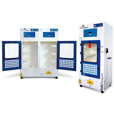 Safekeeper evidence drying cabinet
