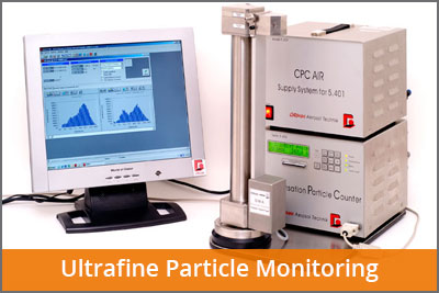 ultrafine particle monitoring
