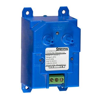 Differential Pressure Transmitter - Series 211