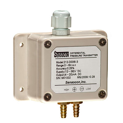 Differential Pressure Transmitter - Series 212