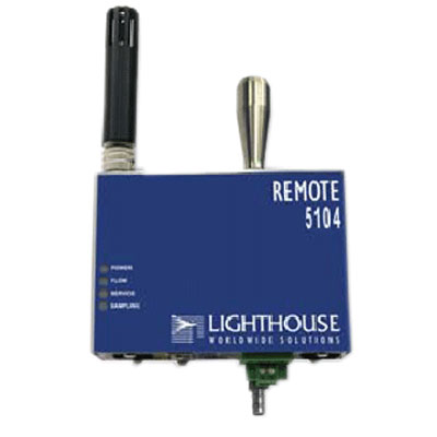 5104 remote particle counter