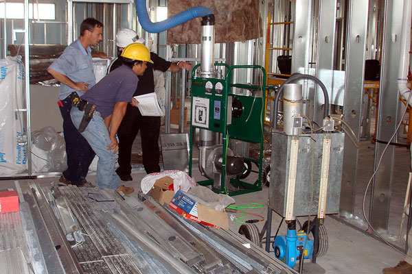 The LatestOriflow Duct Leakage Testers