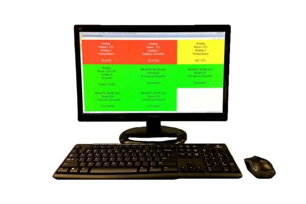 NEW - Lighthouse Compact GMP Compliant EMS Systems