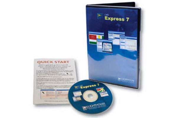 New Lighthouse V 7.6 LMS Express Software Available