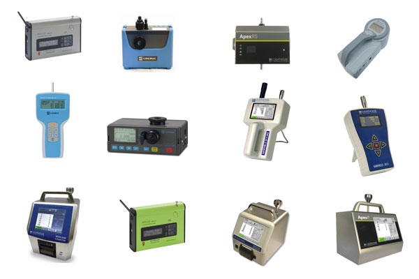 The Ultimate Range of Portable Particle Counters