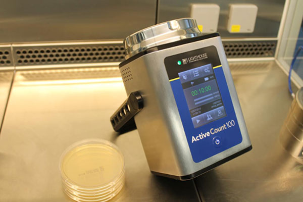 Is your Microbial Air Sampler ISO 14698 Compliant ?