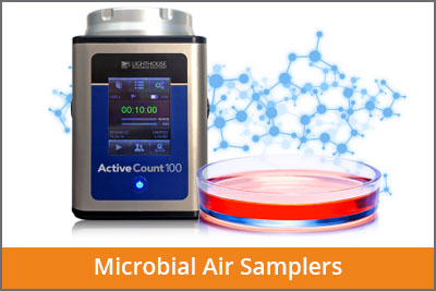 microbial air samplers