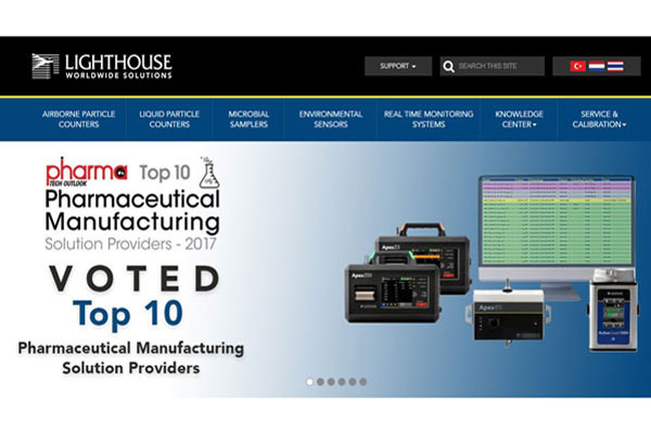 Lighthouse Worldwide Solutions Named in Top 10 Solution Providers