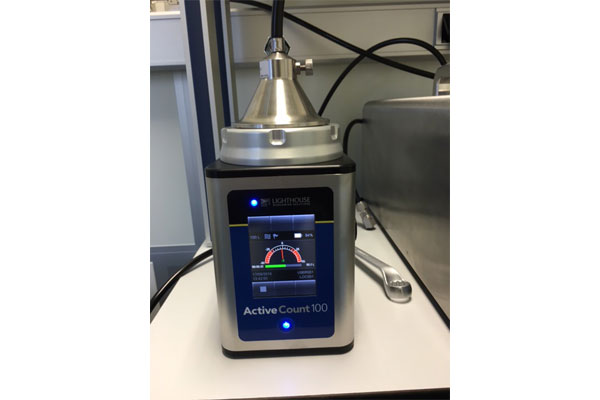 Particle Counting in Compressed Air & Gas - How is it done ?