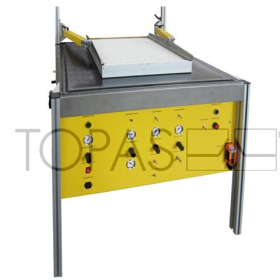afs 155 oil thread leak test system