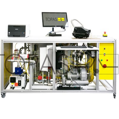 DHP 145 Leakage Test system