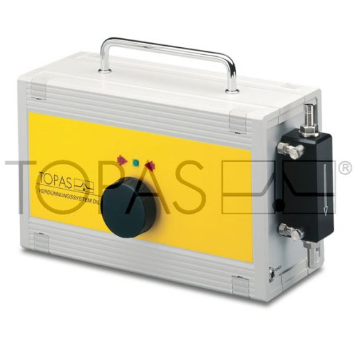 DIL 550 dilution system for aerosols