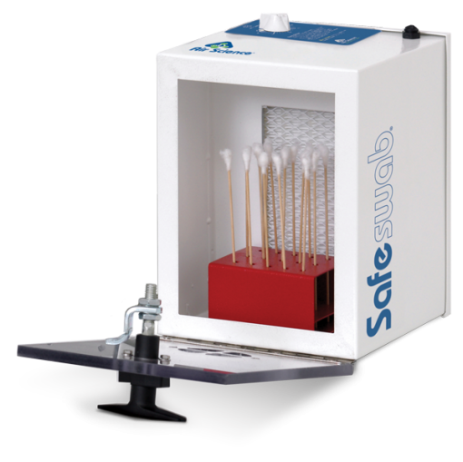 Swab dryers from laftech Safeswab