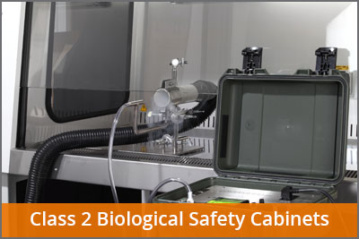 class 2 biological safety cabinets