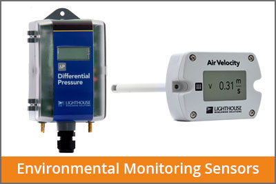 laftech environmental monitoring sensors