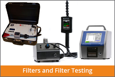 laftech filters and filter testing
