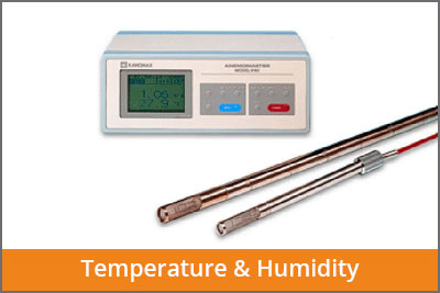 temperature and humidity laftech