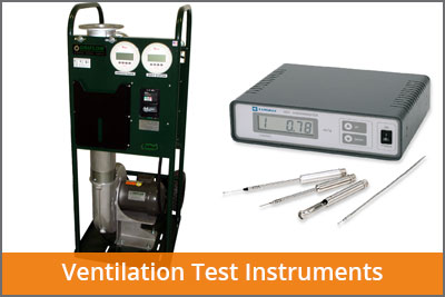laftech ventilation test instruments