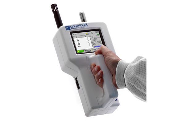 Have you Tried the Lighthouse 3016 Particle Counter ?