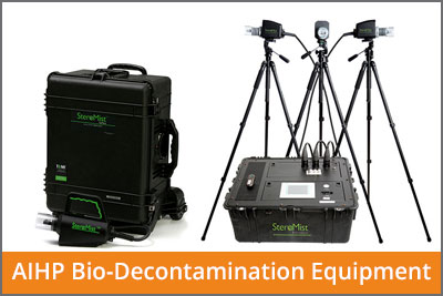 AIHP Bio-Decontamination Equipment