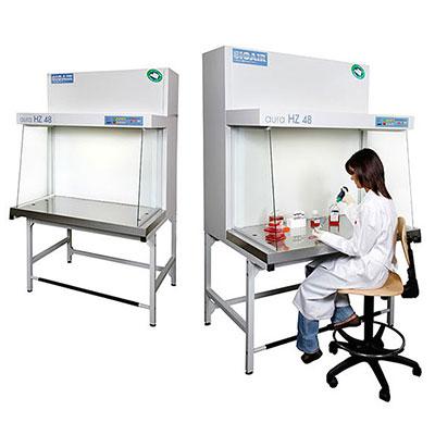 Aura hz laminar flow cabinet
