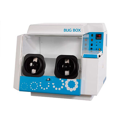 bugbox anaerobic workstation