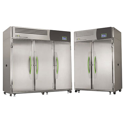 caron large capicity refrigerated incubators