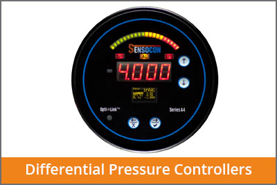 differential pressure controllers