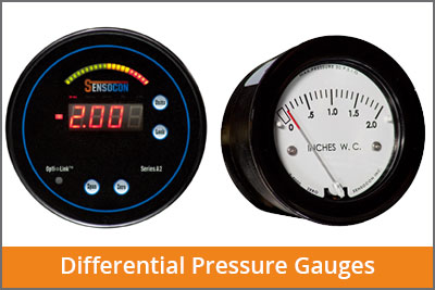 differential pressure guages