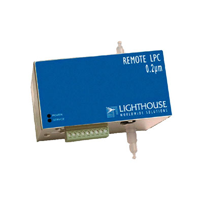 lighthouse remote liquid particle counter