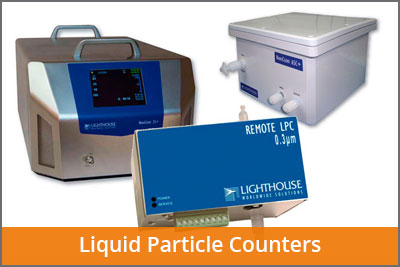 liquid particle counters