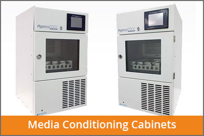 media conditioning cabinets