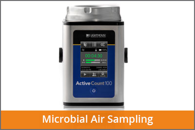 microbial air sampling laftech