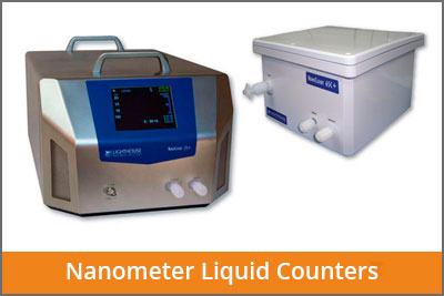 nanometer liquid counters