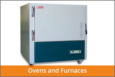 laboratory ovens and furnaces