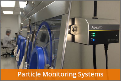 particle monitoring systems