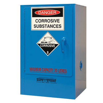 corrosive substance cabinet