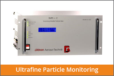 ultra fine particle monitoring