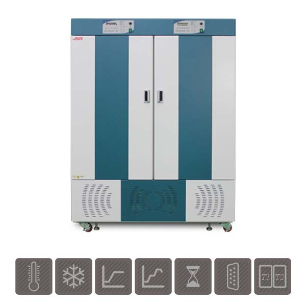 Dual Chamber Refrigerated Incubator