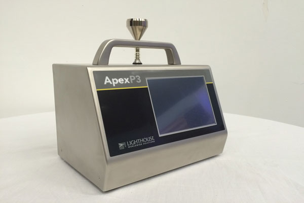 Lighthouse APEX P Series Now with a Larger Screen